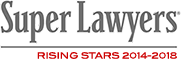 SuperLawyers RisingStars2014 2018